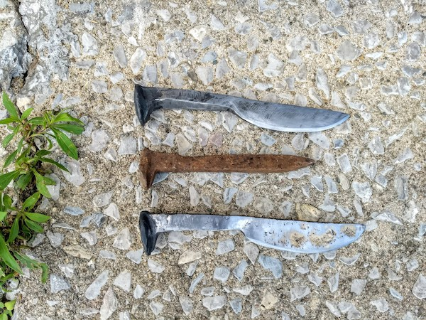 Knife Making Class Indiana - Brown County Forge
