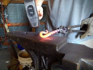 Blacksmith Classes Indiana - Brown County Forge