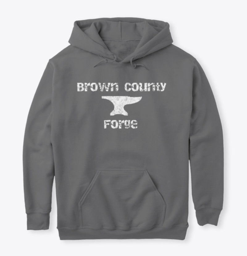 Brown County Forge Hoodie