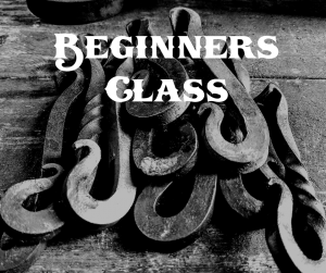Beginners Class - Brown County Forge - Blacksmithing Classes Near Me