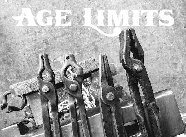 Blacksmith Class Age Limits - Brown County Forge