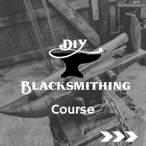 DIY Blacksmithing Online Course - Blacksmith Classes