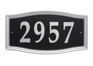 How Much Do Quality House Numbers Cost - Brown County Forge