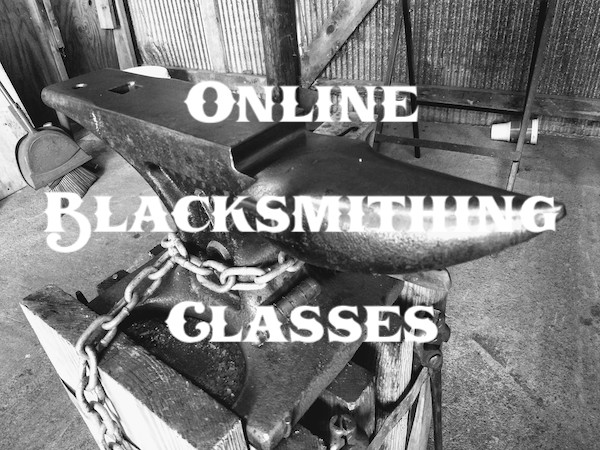 Online Blacksmithing Classes - Brown County Forge