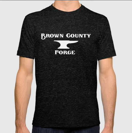 Brown County Forge T-shirt