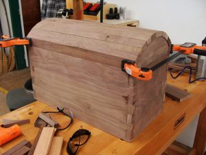 Traditional Chest Glue Up