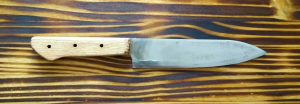 Making a Chef's Knife - Brown County Forge