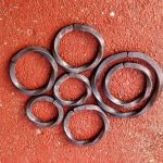 Iron Rings - Brown County Forge
