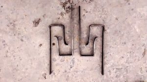 Large Ironwork Brackets 2 - Brown County Forge