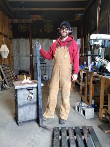 Large Lantern Brackets 2 - Brown County Forge