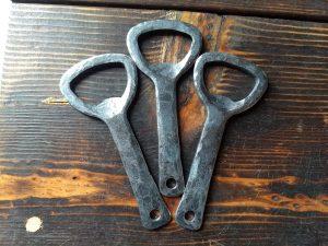 Bottle Opener Wedding Favor - Groomsman Gift - Brown County Forge - Terran Marks the Blacksmith 6