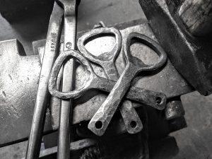 Bottle Opener Wedding Favor - Groomsman Gift - Brown County Forge - Terran Marks the Blacksmith 9