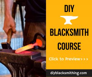 Home Blacksmithing Course - Blacksmith Starter Kit