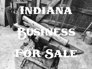 Indiana Business For Sale - Brown County Forge