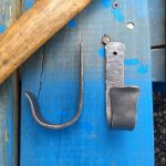 Axe Hooks 2 - Brown County Forge