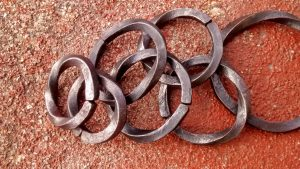 Iron Rings 2 - Brown County Forge