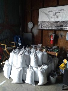 Bagged Coal for Sale - Brown County Forge