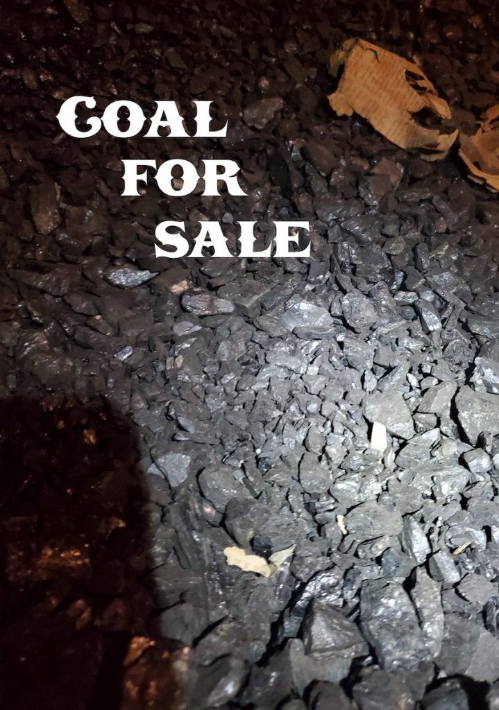Blacksmith Coal for Sale - Brown County Forge