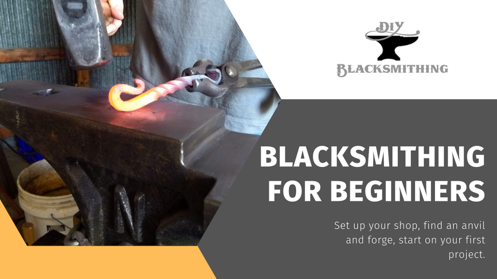 Beginner Blacksmithing Classes - Indiana - Brown County Forge